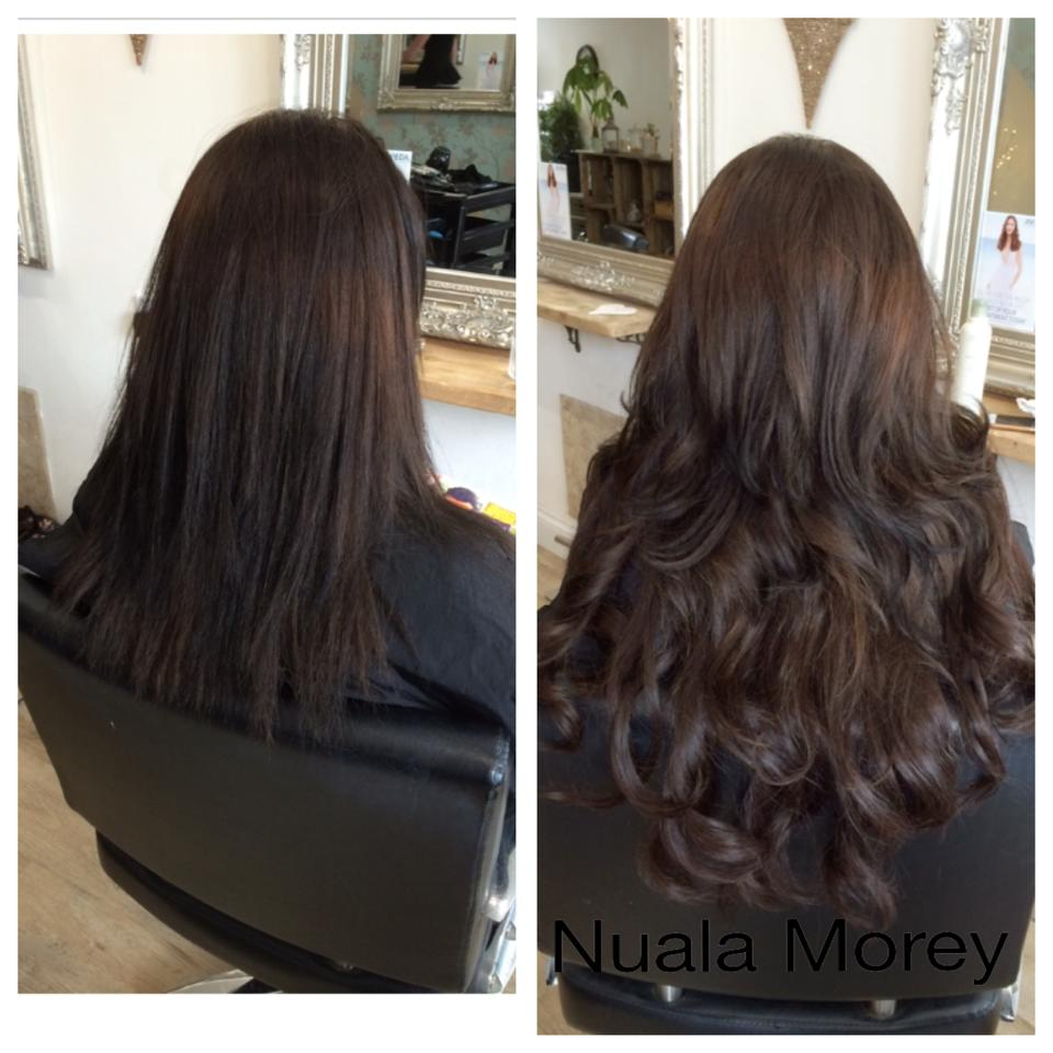 Hair Extensions Nuala Morey